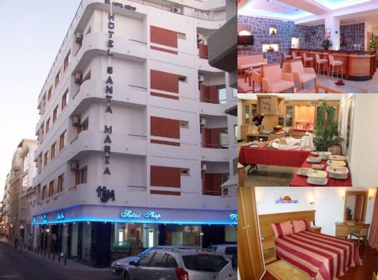 Hotel Santa Maria photo collage