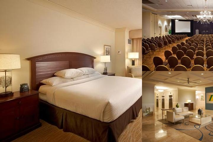 Doubletree Sunrise Florida photo collage