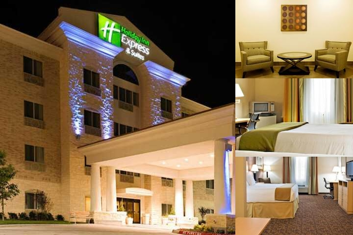 Holiday Inn Express & Suites Borger photo collage