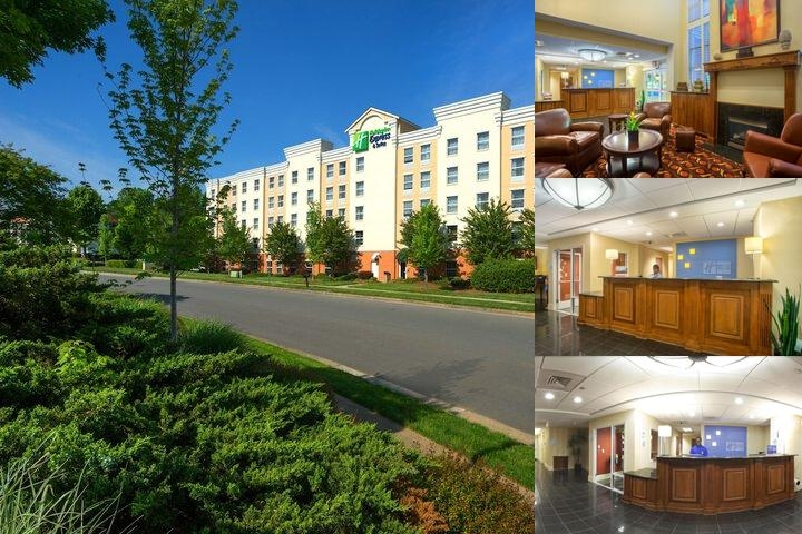 Holiday Inn Express & Suites Huntersille Birkdale photo collage