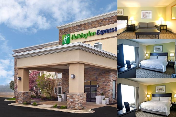 Holiday Inn Express Hotel & Suites Chicago Liberty photo collage