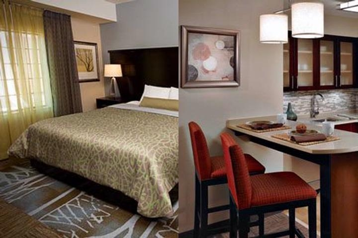 Staybridge Suites Downtown Hamilton photo collage