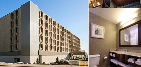 Ramada Saskatoon photo collage