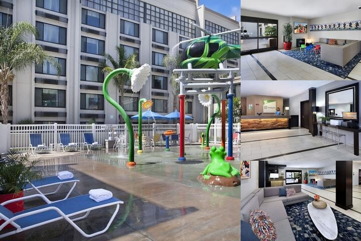 Holiday Inn & Suites Anaheim photo collage
