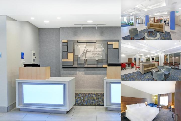 Holiday Inn Express & Suites Woodstock South photo collage