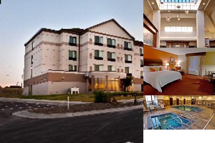 Hilton Garden Inn Rapid City Sd 815 East Mall 57701