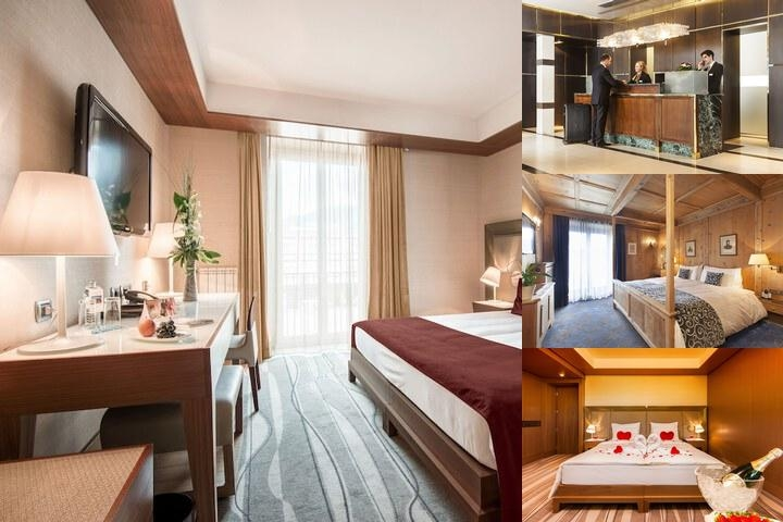 Grand Hotel Europa photo collage