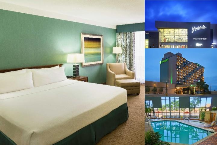 Holiday Inn Toronto Yorkdale (Newly Renovated) photo collage