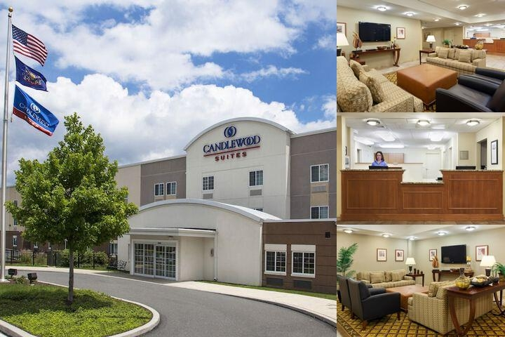 Candlewood Suites Two Bed Studio Suite