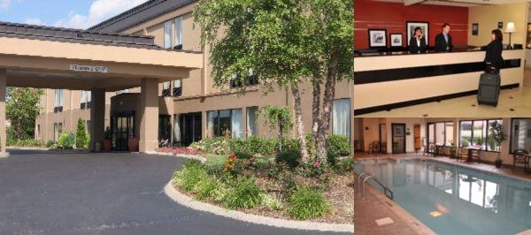 Hampton Inn Elizabethtown photo collage