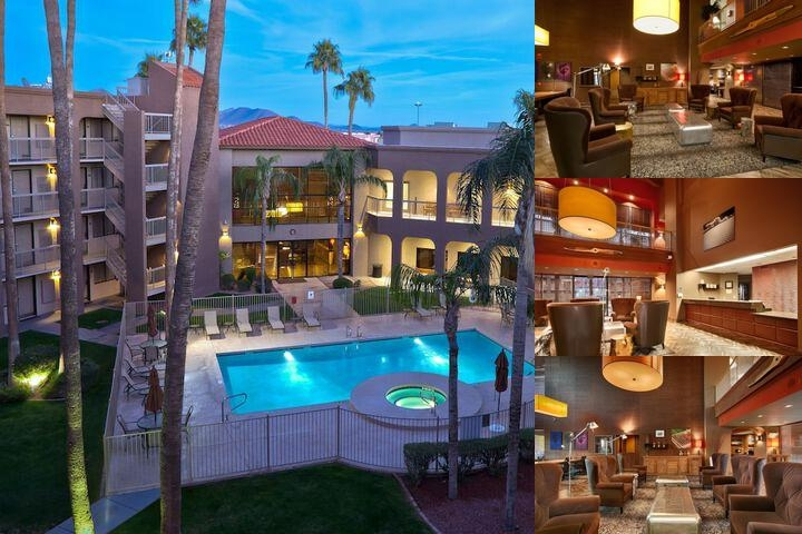 Best Western Plus Scottsdale Thunderbird Suites photo collage
