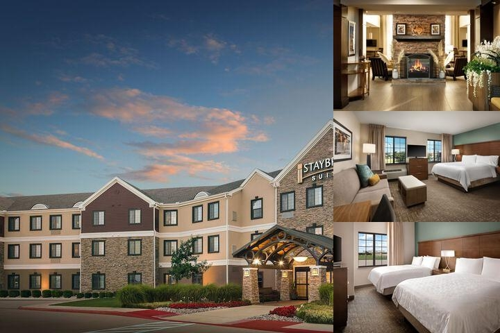 Staybridge Suites Fort Worth photo collage