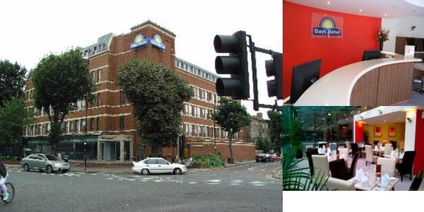 Days Hotel Hounslow photo collage