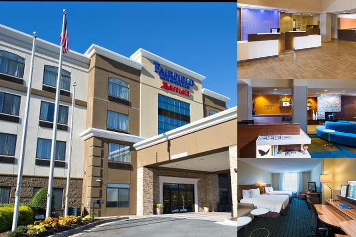 Fairfield Inn & Suites Atlanta Buford / Mall of Ge photo collage