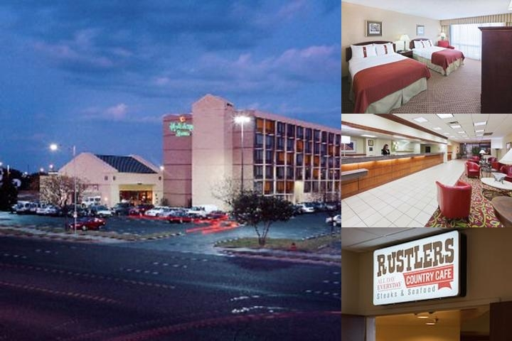 Holiday Inn Hotel & Towers photo collage
