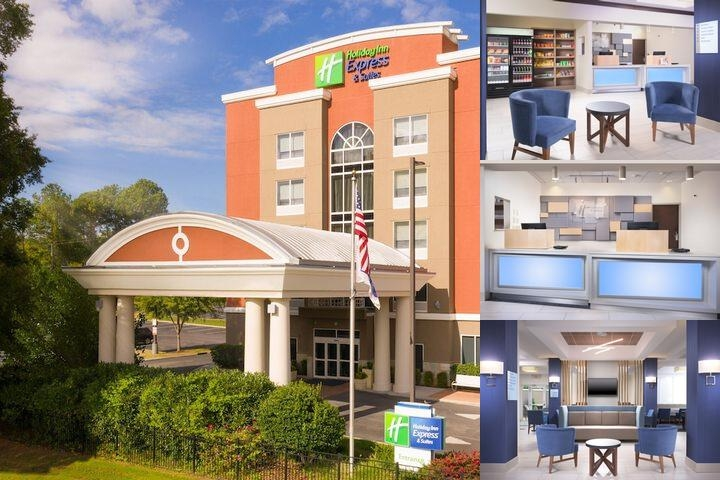 Holiday Inn Express & Suites Chattanooga Downtown photo collage