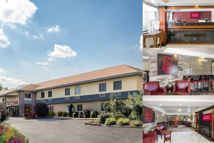 Red Roof Inn Vernon photo collage