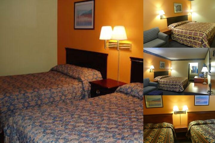 Allstate Inn Seymour photo collage