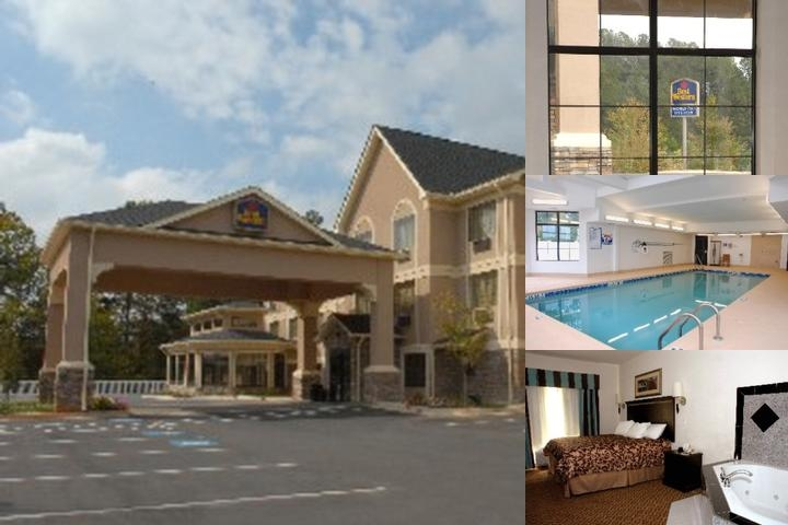 Best Western Mountain Villa Inn & Suites photo collage