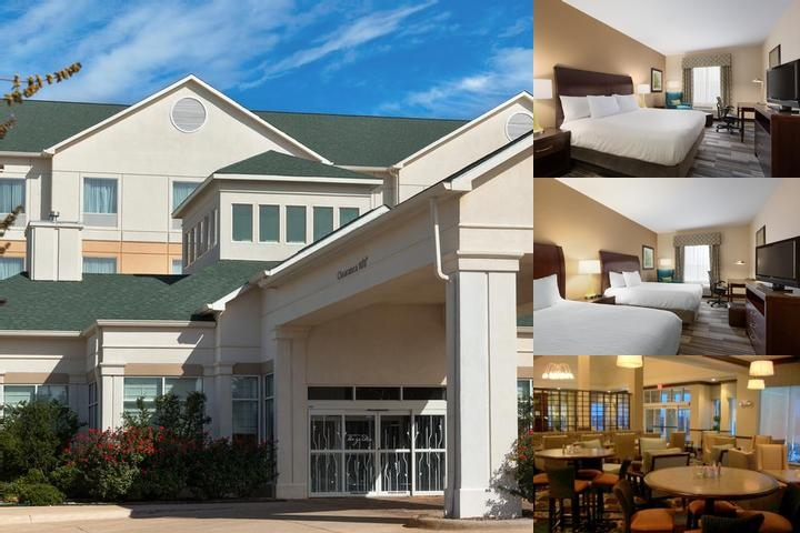 Hilton Garden Inn Abilene photo collage