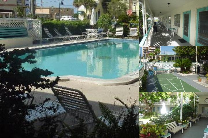 Malibu Resort Motel photo collage