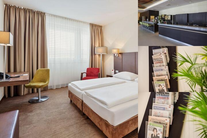 Austria Trend Hotel Doppio photo collage