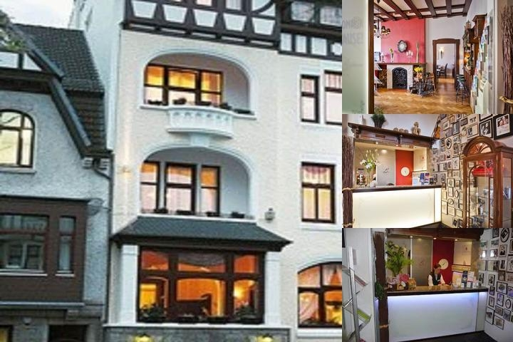 Hotel Residence Bremen photo collage