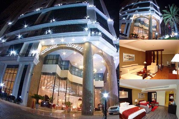 Coral Hotel Doha photo collage