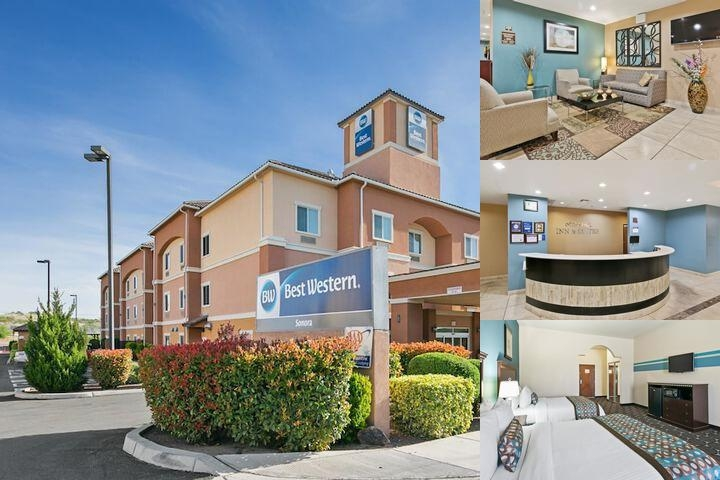 Best Western Sonora Inn & Suites photo collage
