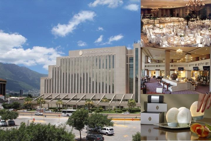 Presidente Intercontinental Monterrey photo collage
