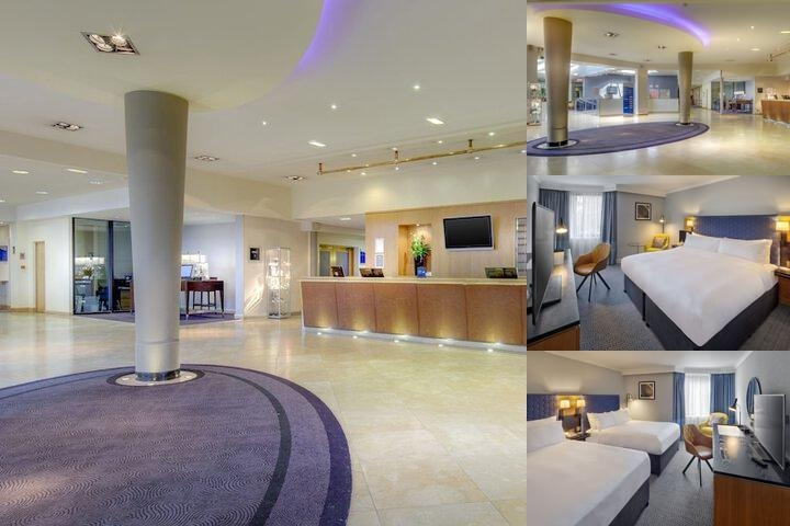 Hilton Manchester Airport photo collage