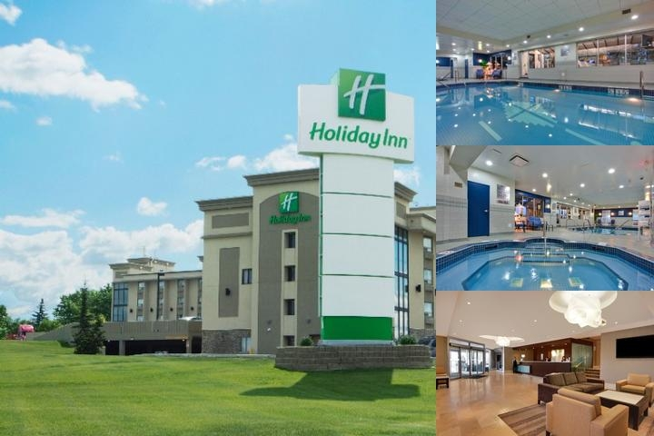 Holiday Inn Calgary Airport photo collage
