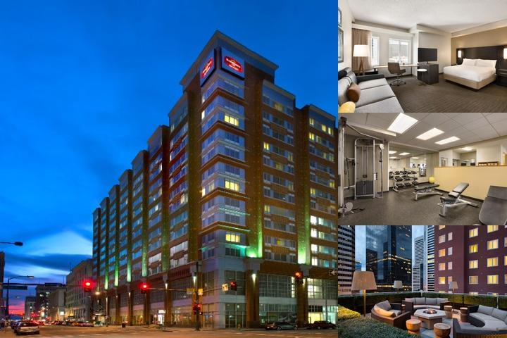 Residence Inn Denver City Center photo collage