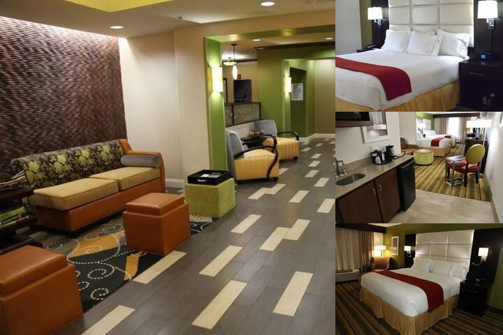 Holiday Inn Express & Suites Huntsville Airport photo collage