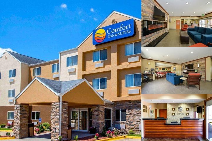 Comfort Inn Coralville photo collage