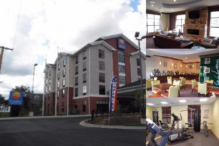 Comfort Inn & Suites Patuxent River Nas photo collage