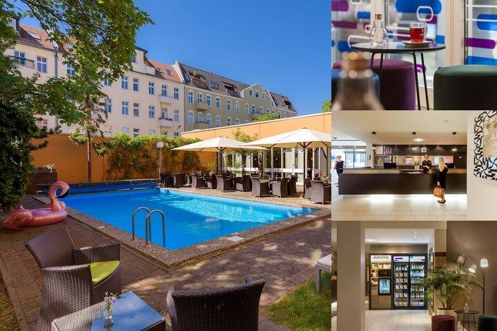 Mercure Hotel Berlin City West photo collage
