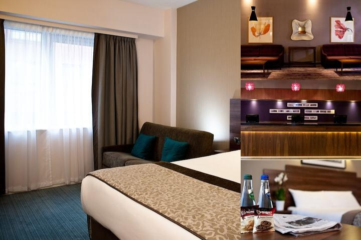 Jurys Inn Dublin Parnell Street photo collage