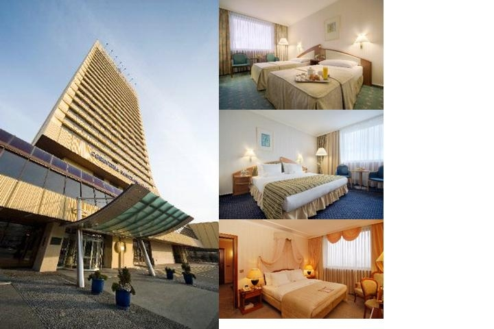 Corinthia Panorama S.r.o photo collage
