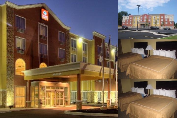 Comfort Suites Gettysburg photo collage