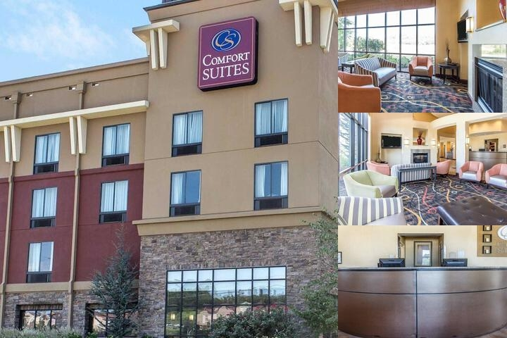 Comfort Suites Kodak photo collage