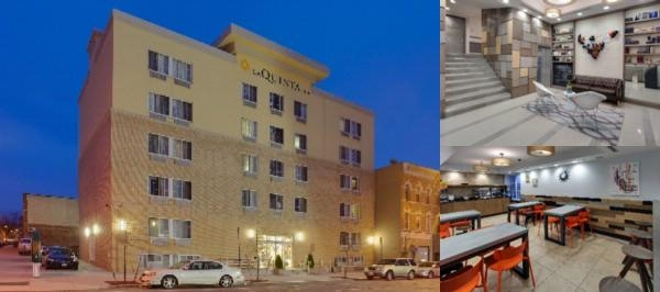 La Quinta Inn Brooklyn photo collage