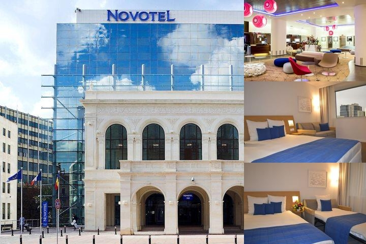 Novotel Bucharest City Centre photo collage