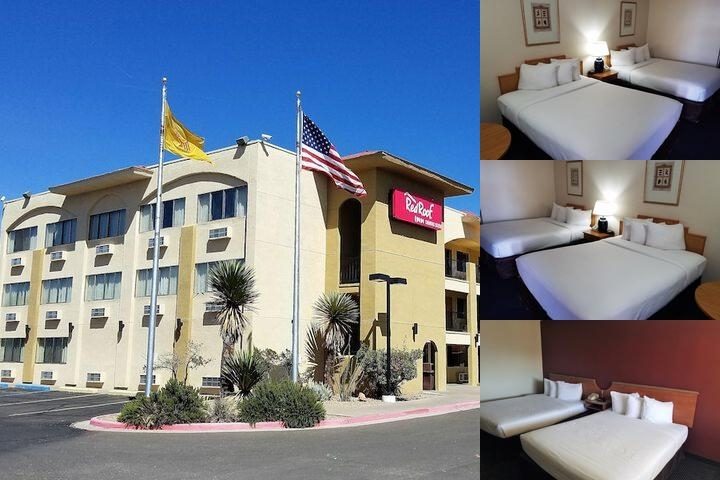 Redroof Inn Photo Collage