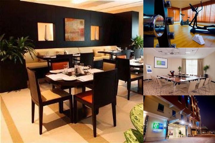 Holiday Inn Express Dubai Safa Park photo collage