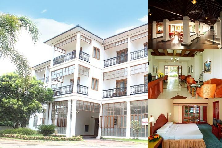 Ktdc Bolgatty Island Resort Kochi photo collage