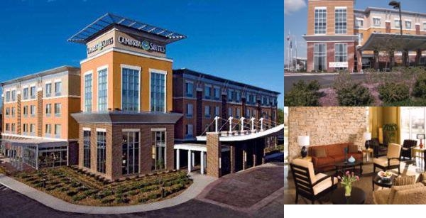 Cambria Suites Indianapolis / Noblesville photo collage
