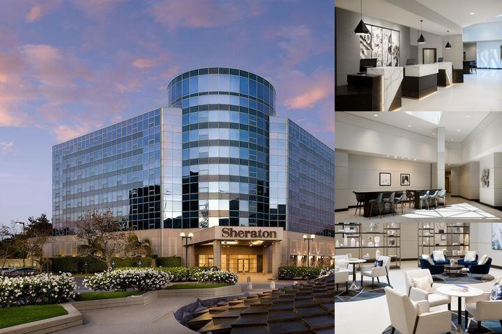 Sheraton Cerritos Hotel photo collage