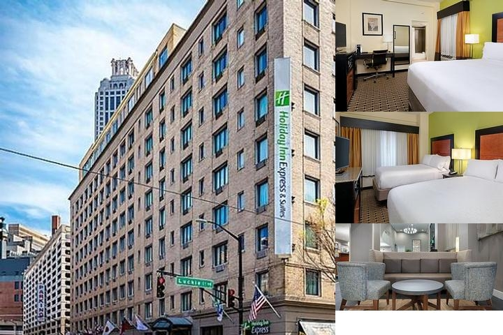 Holiday Inn Express & Suites Atlanta Downtown photo collage