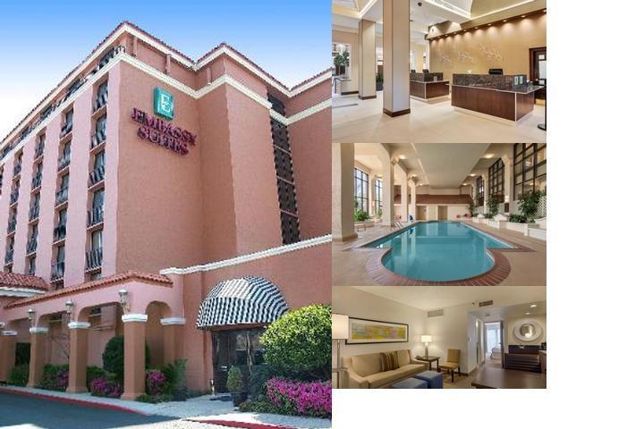 Embassy Suites Hotel Baton Rouge photo collage
